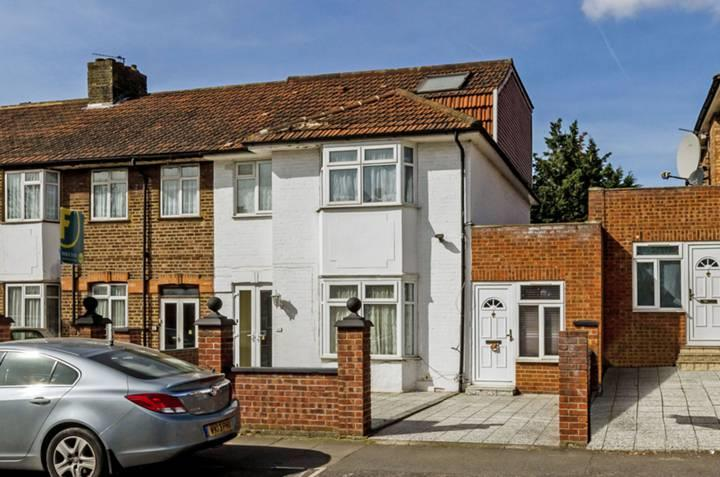4 Bedrooms House for sale in St. Andrews Road, London